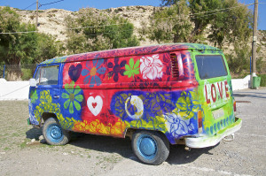 bigstock-VW-Hippie-Bus-in-Matala-43749193